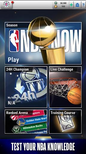 NBA NOW Mobile Basketball Game 1.5.4 screenshots 4