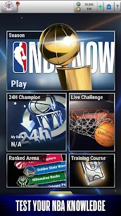 NBA NOW Mobile Basketball Game App Download For Android and iPhone 4