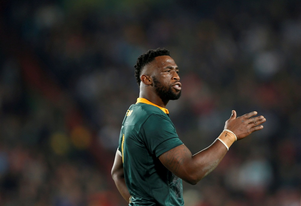 Referee Garcès not the Boks' favourite man with the whistle