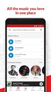 Wynk Music – Download & Play Songs, MP3, HelloTune App Download 3