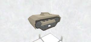 無武装第二軽戦車