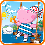 Hippo\'s tales: Pirate games Apk Download Free for PC, smart TV