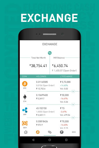 Unocoin Crypto Asset Exchange 2.3.8 screenshots 2