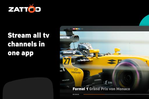 Zattoo - TV Streaming App  screenshots 8