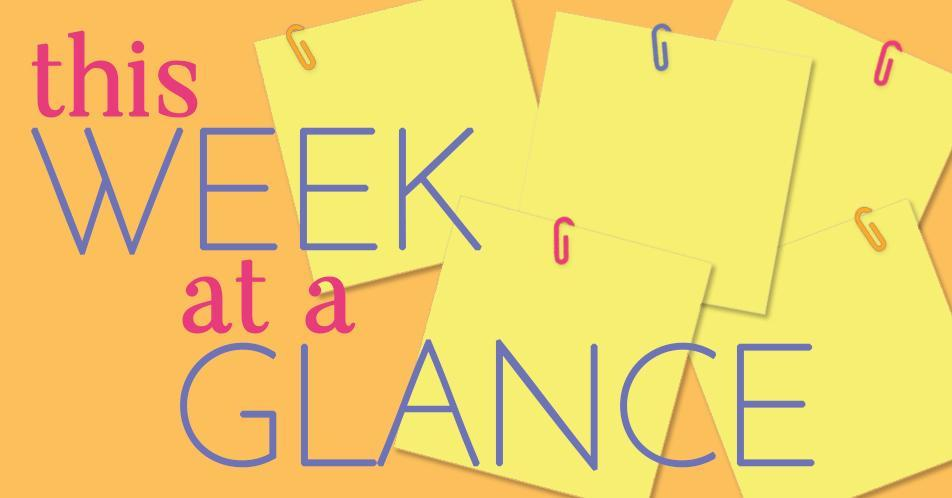 Image result for glance of the week