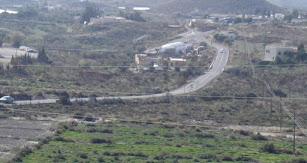 Terrenos de Níjar donde se proyecta el Área Logística o Puerto Seco.