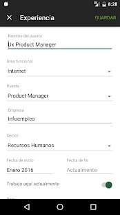 Trabajo y empleo- screenshot thumbnail