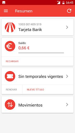 Barik NFC 2.15 Screenshots 1