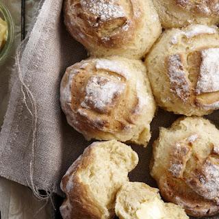 Irish Soda Bread Rolls.