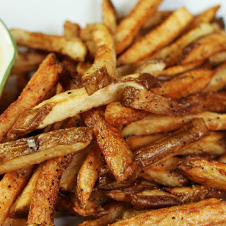 """""""Pickled"""" French Fries"""