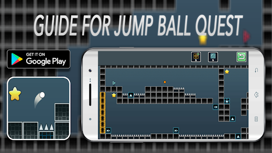 Guide For Jump Ball Quest - náhled