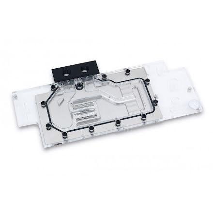 EK vannblokk for skjermkort, EK-FC1070 GTX - Nickel