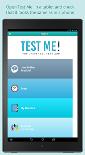 📚 Test Me! Master SAT, ACT, TOEFL and IELTS exams- screenshot thumbnail