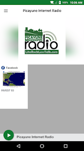 Picayune Internet Radio - náhled