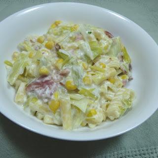 Pasta Bacon Cream Cheese Recipes