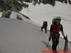 Photo: IMG_8860 Lorenzo e Riccardo ormai in cima