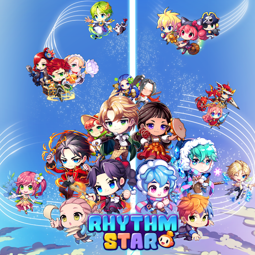 RhythmStar: Music Adventure  captures d'u00e9cran 1