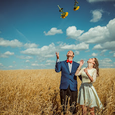 Wedding photographer Andrey Kaluckiy (akaluckiy). Photo of 12.02.2016