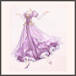 煌くドレス★ラプンツェル