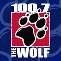 100.7 The Wolf icon