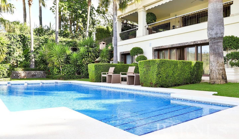 Villa avec piscine et terrasse Benahavís