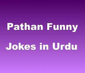 Pathan Funny Jokes in Urdu screenshot 0