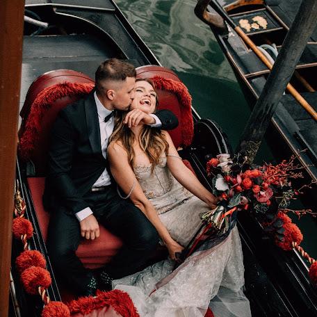 Wedding photographer Yuliya Kamenskaya (JULJUL). Photo of 19.02.2018