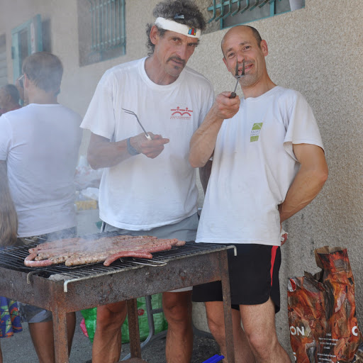 officiels barbecue