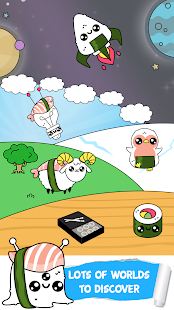 Sushi Evolution Food Clicker - náhled