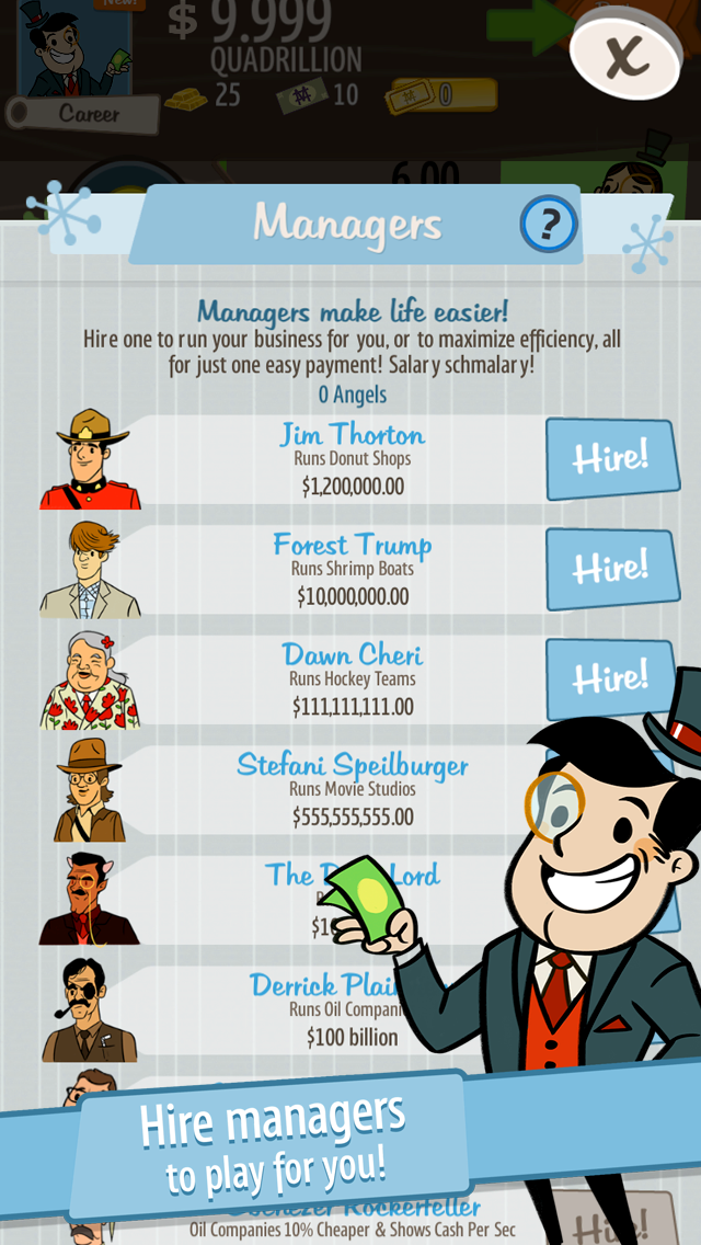 AdVenture Capitalist Screenshot 2