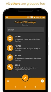 [ROOT] Custom ROM Manager (Pro) Screenshot