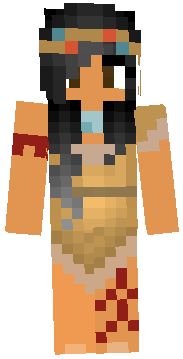 Pocahontas is the title character of Disney's 33rd animated feature film Pocahontas (1995), and its direct-to-video sequel Pocahontas II: Journey to a New World (1998). The character and the events she goes through are loosely based on the actual historical figure Pocahontas.