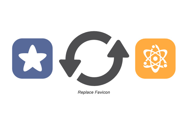 Replace Favicon