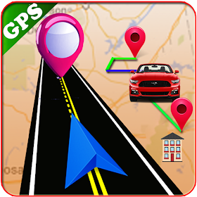 GPS Navigation, Route Planner, Maps & Street View