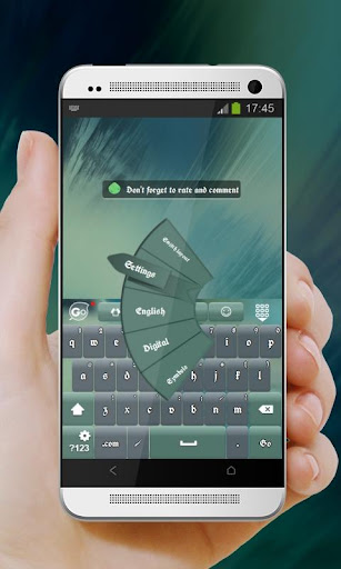 玩免費個人化APP|下載生命の輪 GO Keyboard app不用錢|硬是要APP