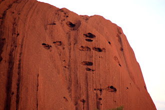 Photo: Year 2 Day 218 - Uluru's Texture