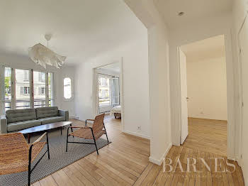 Appartement meublé 3 pièces 60,31 m2