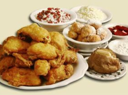 White Fence Farm's (Colorado) Corn Fritters Recipe