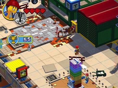 The LEGO ® Movie Video Game screenshot 10
