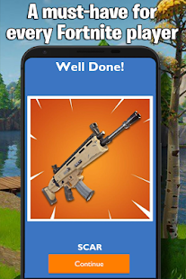 Guess the Picture Quiz for Fortnite Screenshot