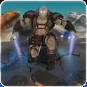 Superhero Monster Warrior Legend City Battle icon