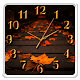 Download Autumn clock live wallpaper For PC Windows and Mac
