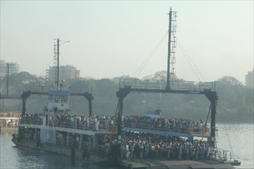 KFS to buy 2 ferries as Likoni traffic rises