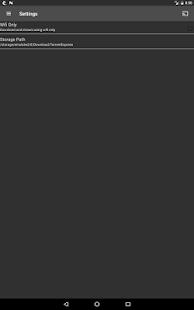 Trickl - Torrent Client - náhled