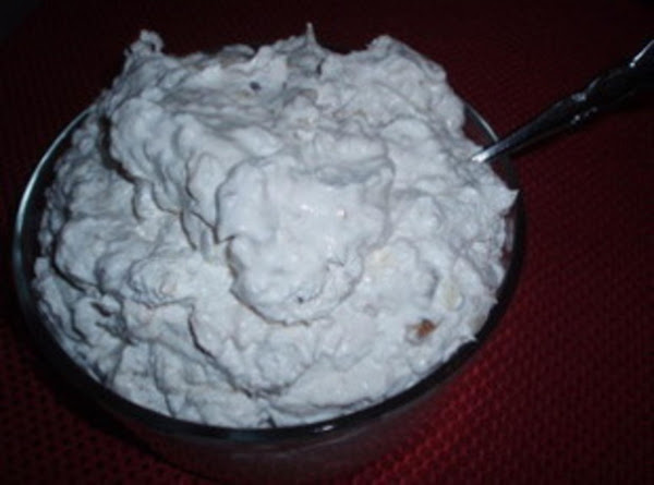 Snow Ball Salad Recipe