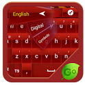 Red Star GO Keyboard theme icon