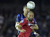 """Ruytinx: """"Bruges reçoit assez de penaltys légers"""""""
