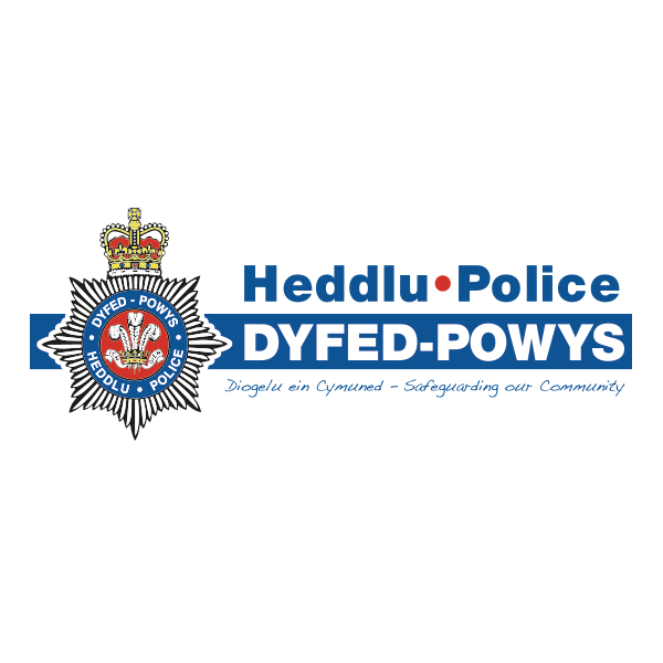 Not all crimes were reported by Dyfed-Powys Police