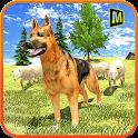 simulateur vrai chien berger icon