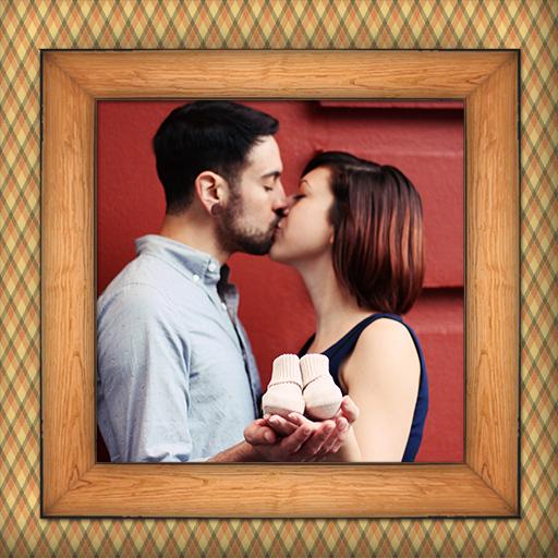 的木框架 攝影 App LOGO-硬是要APP